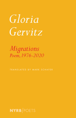 Migrations by Gloria Gervitz
