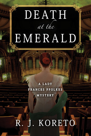 Death at the Emerald by R. J. Koreto
