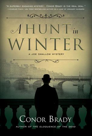 A Hunt in Winter by Conor Brady