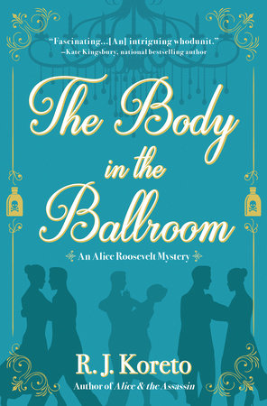 The Body in the Ballroom by R. J. Koreto