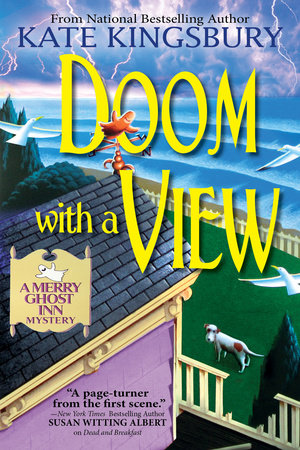 Doom With a View by Kate Kingsbury