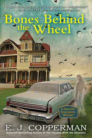 Bones Behind the Wheel by E. J. Copperman