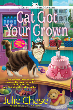 Cat Got Your Crown by Julie Chase