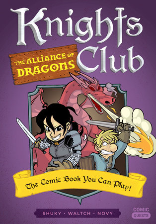 Knights Club: The Alliance of Dragons by Shuky