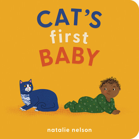 Cat's First Baby by Natalie Nelson