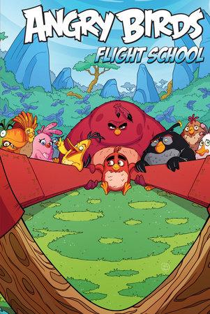 Angry Birds Comics: Flight School by Paul Tobin and Kari Korhonen