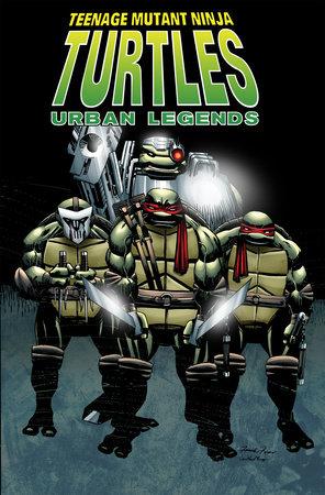 Teenage Mutant Ninja Turtles: Urban Legends, Vol. 1 by Gary Carlson