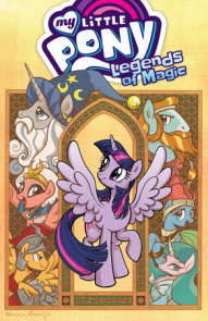 My Little Pony: Legends of Magic, Vol. 1