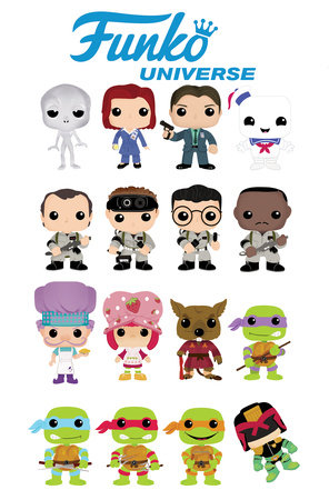 Funko Universe by John Layman, Georgia Ball and Caleb Goellner
