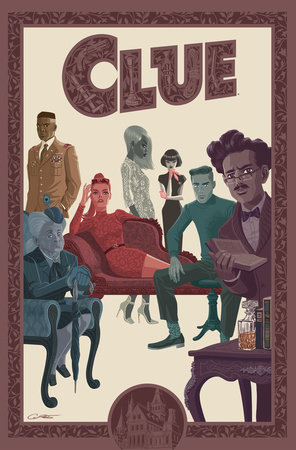 Clue by Paul Allor