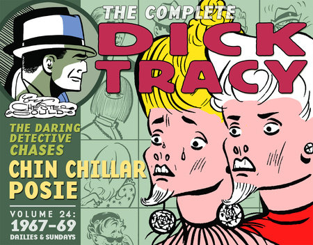 Complete Chester Gould's Dick Tracy Volume 24 by Chester Gould