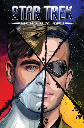 Star Trek: Boldly Go, Vol. 3 by Mike Johnson
