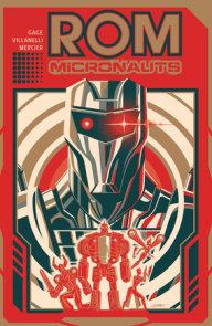 Rom & the Micronauts