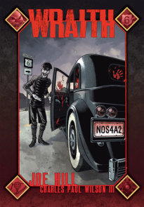Wraith (NOS4A2 Prequel)
