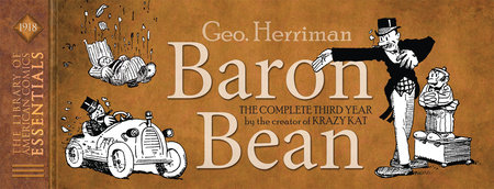 LOAC Essentials Volume 12: Baron Bean, 1918