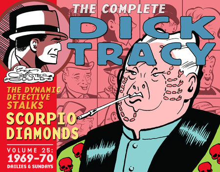 Complete Chester Gould's Dick Tracy Volume 25 by Chester Gould