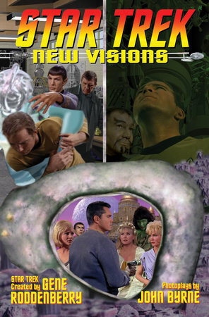Star Trek: New Visions Volume 8 by John Byrne