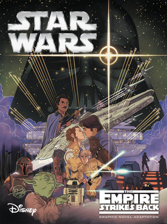Star Wars: The Empire Strikes Back Graphic Novel Adaptation by Alessandro Ferrari