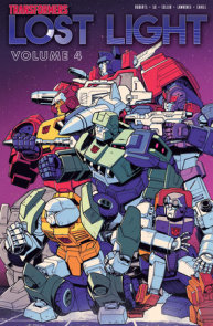 Transformers: Lost Light, Vol. 4