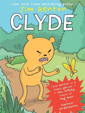 Clyde by Jim Benton
