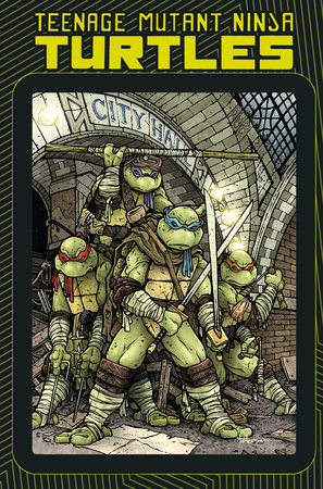 Teenage Mutant Ninja Turtles: Macro-Series by Kevin Eastman, Paul Allor and Ian Flynn