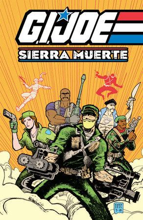 G.I. JOE: Sierra Muerte by Michel Fiffe