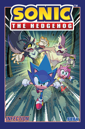 Sonic The Hedgehog, Vol. 4: Infection by Ian Flynn