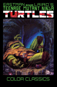 Teenage Mutant Ninja Turtles Color Classics, Vol. 3