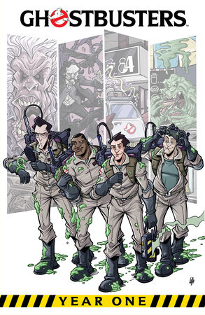 Ghostbusters: Year One by Erik Burnham