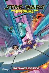 Star Wars Adventures Vol. 10: Driving Force