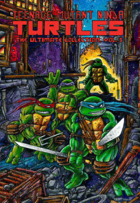 Teenage Mutant Ninja Turtles: The Ultimate Collection, Vol. 5