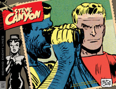 Steve Canyon Volume 11: 1967–1968