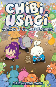 Chibi-Usagi: Attack of the Heebie Chibis