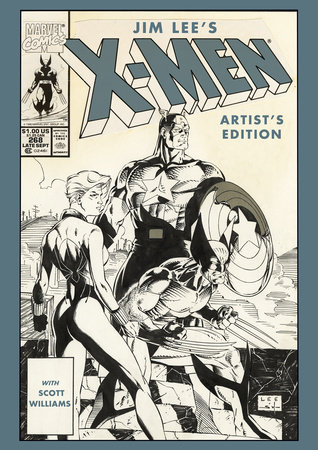 Jim Lee's X-Men Artist's Edition by