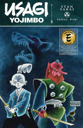 Usagi Yojimbo: Tengu War! by Stan Sakai