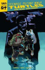 Teenage Mutant Ninja Turtles: Reborn, Vol. 4 - Sow Wind, Reap Storm