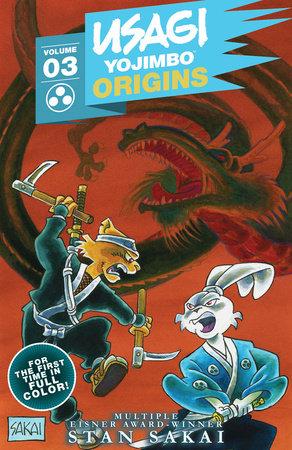 Usagi Yojimbo Origins, Vol. 3: Dragon Bellow Conspiracy by Stan Sakai