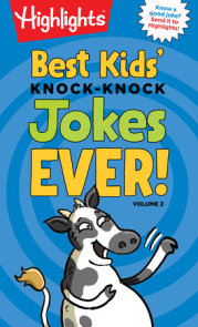 Best Kids' Knock-Knock Jokes Ever! Volume 2