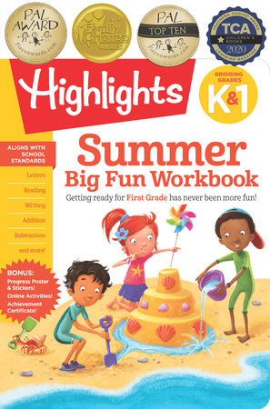 Summer Big Fun Workbook Bridging Grades K & 1 by