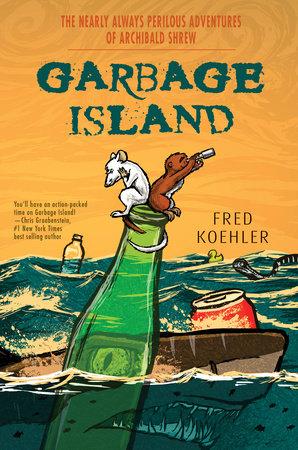 Garbage Island by Fred Koehler