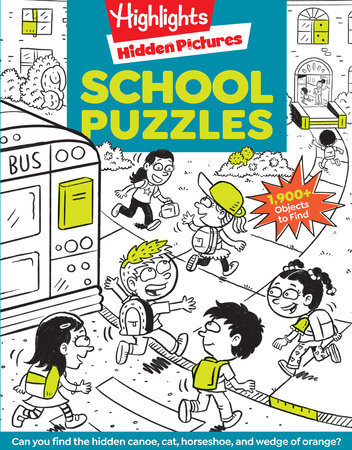 School Puzzles by Highlights