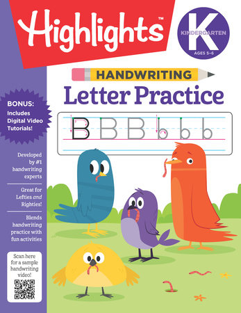 Handwriting: Letter Practice by