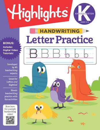 Handwriting: Letter Practice