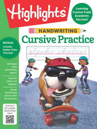 Handwriting: Cursive Practice by