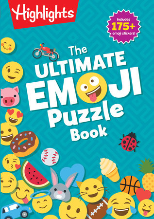 The Ultimate Emoji Puzzle Book by
