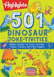 501 Dinosaur Joke-tivities
