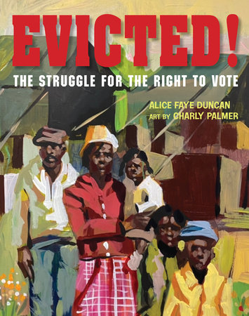 Evicted! by Alice Faye Duncan