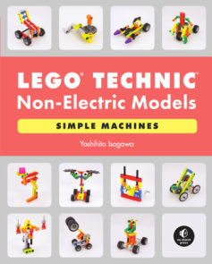 LEGO Technic Non-Electric Models: Cars and Mechanisms