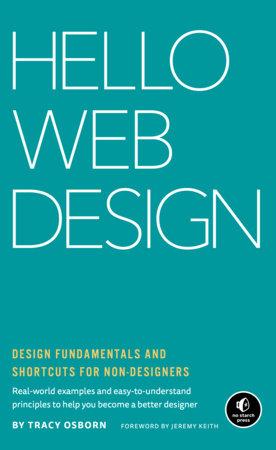 Hello Web Design by Tracy Osborn