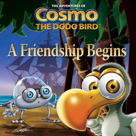 A Friendship Begins by Patrice Racine
